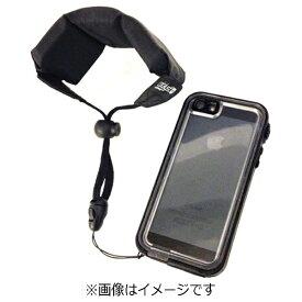 トリニティ Trinity カタリスト 完全防水ケース用[iPhone 5s/5] フローティングストラップ (ブラック) [Catalyst] CT-FLAN250-BK[CTFLAN250BK]