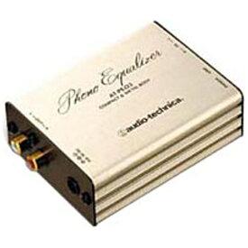 オーディオテクニカ audio-technica フォノイコライザー AT-PEQ3[ATPEQ3]