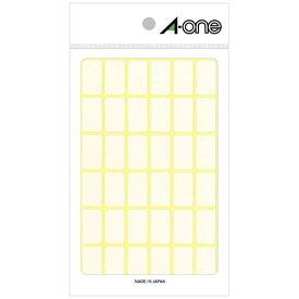 エーワン A-one フリーラベル 白無地 06002 [15シート /36面 /マット]【aoneC2009】
