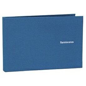 セキセイ SEKISEI レミニッセンス ミニポケットアルバム ブルー (Lサイズ 28枚) XP-28M-BU[XP28M]