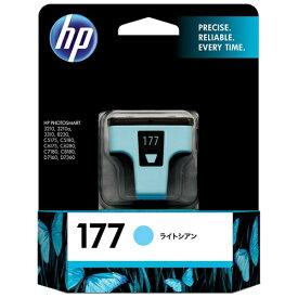 HP ヒューレット・パッカード C8774HJ 純正プリンターインク 177 ライトシアン[C8774HJ]