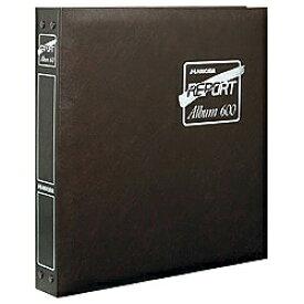 ハクバ HAKUBA アルバム 「レポートアルバム600」(ELサイズ/ブラウン) 520217