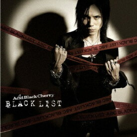 エイベックス・エンタテインメント Avex Entertainment Acid Black Cherry/BLACK LIST DVD付A【CD】
