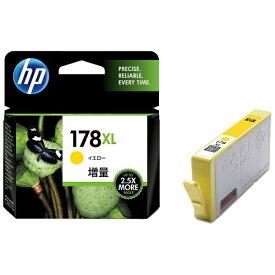 HP ヒューレット・パッカード CB325HJ 純正プリンターインク 178XL イエロー[CB325HJ]