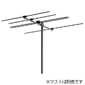 日本アンテナ NIPPON ANTENNA FMアンテナ(4素子)AF-4[AF4]