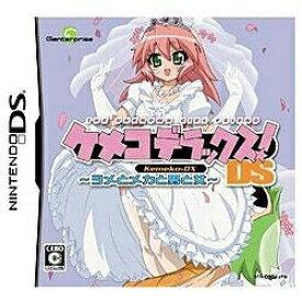 5PB ファイブピービー ケメコデラックス!DS 〜ヨメとメカと男と女〜(通常版)【DSゲームソフト】