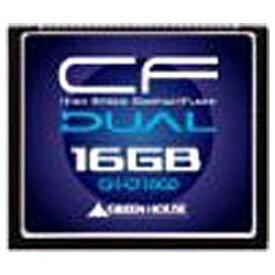 グリーンハウス GREEN HOUSE コンパクトフラッシュ GH-CF*Dシリーズ GH-CF16GD [16GB][GHCF16GD]