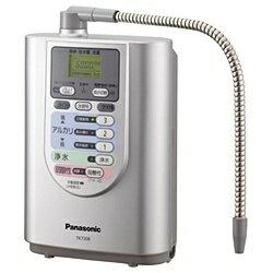 【送料無料】 パナソニック アルカリイオン整水器 TK7208P-S クリスタルシルバー[TK7208PS] panasonic