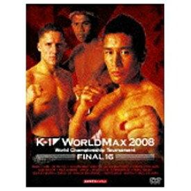 【送料無料】 TCエンタテインメント K-1 WORLD MAX 2008 【DVD】