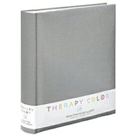 ナカバヤシ Nakabayashi 背丸ブック式ポケットアルバム セラピーカラー TCBP-160-CG[TCBP160CG]