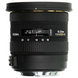 シグマ カメラレンズ 10-20mm F3.5 EX DC HSM【ニコンFマウント(APS-C用)】[10203.5EXDCHSM]