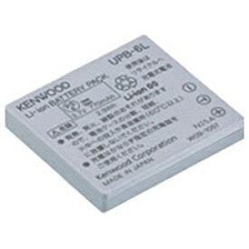 ケンウッド KENWOOD リチウムイオンバッテリ−パック UPB-6L