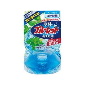 小林製薬 Kobayashi 液体ブルーレットおくだけ ミントの香り 無色の水 つめかえ用〔トイレ用洗剤〕【rb_pcp】
