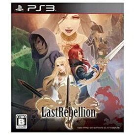 日本一ソフトウェア Nippon Ichi Software ラストリベリオン【PS3ゲームソフト】