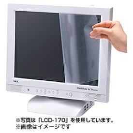 サンワサプライ SANWA SUPPLY 液晶保護フィルム (23.0型ワイド対応) LCD-230W[LCD230W]