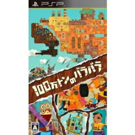 ソニーインタラクティブエンタテインメント Sony Interactive Entertainmen 100万トンのバラバラ【PSPゲームソフト】