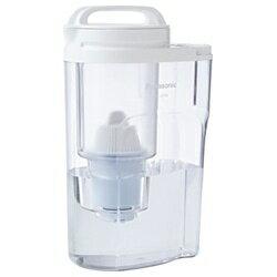 パナソニック Panasonic ポット型ミネラル浄水器 (浄水部容量1.1L) TK-CP40-W 白[TKCP40W]