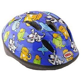 BELL 子供用ヘルメット ズーム(ブルーアニマル/52-56cm)[ZOOMML]