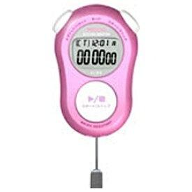 アルバ ALBA ストップウオッチ 「ピコ スクールマスター」 (ピンク) ADMG005