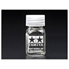 タミヤ TAMIYA スペアボトルミニ(角ビン)