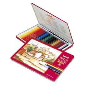 三菱鉛筆 MITSUBISHI PENCIL [水彩色鉛筆] ユニ ウォーターカラー (36色) UWC36C[UWC36C]