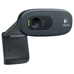 ロジクール C270 ウェブカメラ グレー&ブラック[C270]