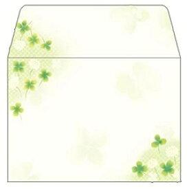 ササガワ SASAGAWA 名刺用封筒 (縦67mm×横95mm・20枚) 和ごころ 白つめ草 16-981[16981]
