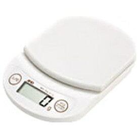 A&D エー・アンド・デイ デジタルホームスケール(2kg) UH-3302-W ホワイト[UH3302W]
