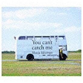 ビクターエンタテインメント Victor Entertainment 坂本真綾/You can't catch me 初回限定盤 【CD】