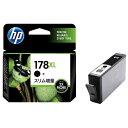 HP 【純正】 HP178XL(黒)スリム増量 インクカートリッジ CN684HJ