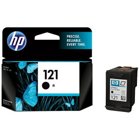 HP エイチピー CC640HJ 純正プリンターインク 121 黒[CC640HJ]【wtcomo】