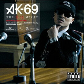 ソニーミュージックマーケティング AK‐69/THE RED MAGIC(DVD付) 【CD】