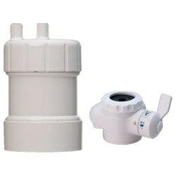 キッツマイクロフィルター KITZ PF-W4 据置型浄水器 ピュリフリー ホワイト[PFW4]