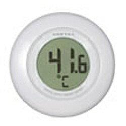 ドリテック デジタル湯温計 O-227WT ホワイト[O227]