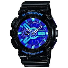 カシオ CASIO G-SHOCK(G-ショック) 「Hyper Colors(ハイパーカラーズ)」 GA-110HC-1AJF[GA110HC1AJF]【point_rb】