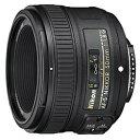 【送料無料】 ニコン カメラレンズ AF-S Nikkor 50mm f/1.8G【ニコンFマウント】[AFS50MMF1.8G]