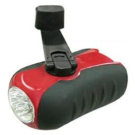 レッドスパイス RED SPYCE ワインドアップ マルチチャージ&フラッシュライト(レッド)