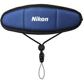 ニコン Nikon フロートストラップ ブルー FTST1-BL[FTST1BL]