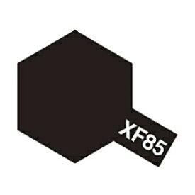 タミヤ TAMIYA タミヤカラー アクリルミニ XF-85 ラバーブラック【rb_pcp】