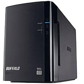 BUFFALO バッファロー HD-WL2TU3/R1J 外付けHDD ブラック [2TB /据え置き型][HDWL2TU3R1J]