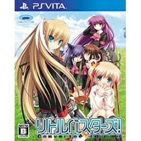 プロトタイプ PROTOTYPE リトルバスターズ! Converted Edition【PS Vitaゲームソフト】