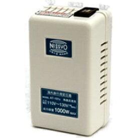日章工業 NISSYO INDUSTRY 変圧器 (ダウントランス・熱器具専用) AT-101z[AT101Z]