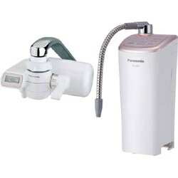 パナソニック Panasonic TK-AJ21 整水器 アルカリイオン整水器 ピンクゴールド調[TKAJ21PN]
