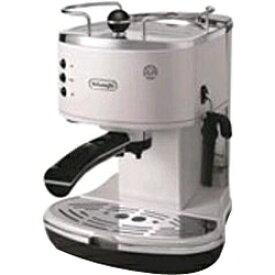 デロンギ Delonghi ECO310W コーヒーメーカー アイコナコレクション ホワイト[ECO310]