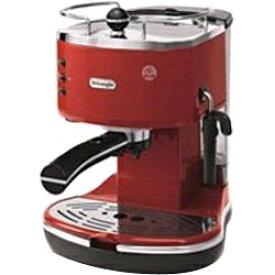 デロンギ Delonghi ECO310R コーヒーメーカー アイコナコレクション レッド[ECO310]