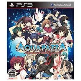 アクアプラス AQUAPLUS AQUAPAZZA -AQUAPLUS DREAM MATCH- 通常版【PS3ゲームソフト】