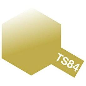 タミヤ TAMIYA タミヤカラー スプレーカラー TS-84(メタルゴールド)