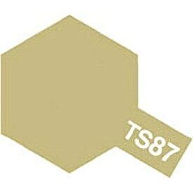 タミヤ TAMIYA タミヤカラー スプレーカラー TS-87(チタンゴールド)