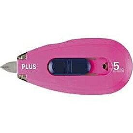 プラス PLUS 個人情報保護テープ 1行ケシポン(幅5mm・ピンク) IS-450CMPK[IS450CMPK]