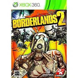 テイクツー・インタラクティブ ボーダーランズ2【Xbox360ゲームソフト】